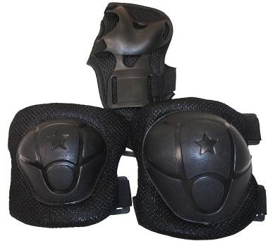 Brother Sada chráničů na kolečkové brusle - velikost XS