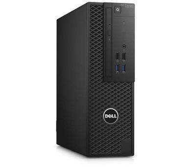 DELL Precision T3420 SF/ Xeon E3-1220 v5/ 16GB/ 256GB SSD/ DVDRW/ Nvidia Quadro K620 2GB/ W7Pro (W10P+down/ 3YNBD on-sit