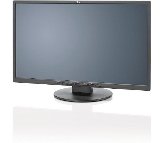 "Fujitsu 22"" E22-8 TS PRO Black 1920 x 1080/20M:1/5ms/250cd/DP/VGA/DVI/repro + DOPRAVA ZDARMA"
