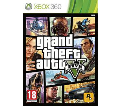 Take 2 XBOX 360 hra Grand Theft Auto V