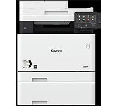 Canon i-SENSYS MF734Cdw - PSCF / A4 / WiFi / LAN / SEND / DADF / duplex / PCL / PS3 / colour / 27ppm