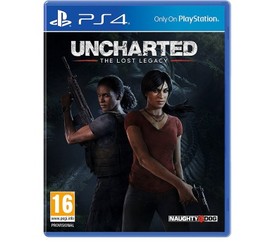 SONY PS4 hra Uncharted: The Lost Legacy + DOPRAVA ZDARMA