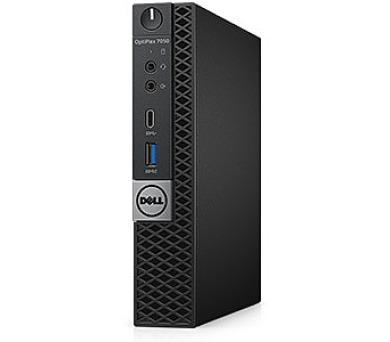 Dell Optiplex 7050 MT i5-6500/8G/2x500G RAID1/2xGLAN/W7P+W10P/3RNBD + DOPRAVA ZDARMA
