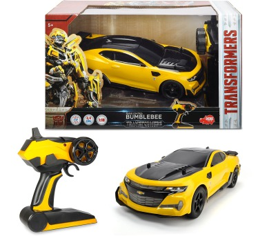 RC Transformers M5 Bumblebee 1:18 + DOPRAVA ZDARMA