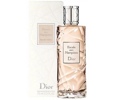 Toaletní voda Christian Dior Escale a Marquises