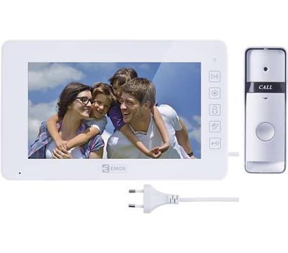 Emos videotelefon H2015 + DOPRAVA ZDARMA