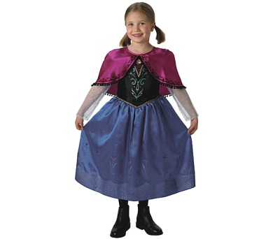Frozen: Anna Deluxe - vel. L