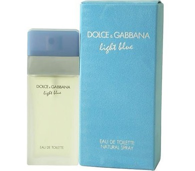 Toaletní voda Dolce & Gabbana Light Blue