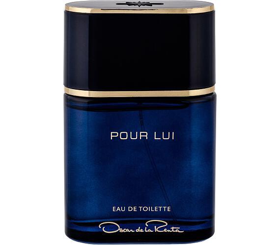Toaletní voda Oscar de la Renta Pour Lui