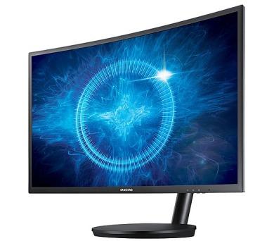 "Samsung LED LCD 27"" C27FG70 16:9 VA/1920x1080/3000:1/1ms/350 cd/2xHDMI/DP/Quantum Dot/Prohnutý + DOPRAVA ZDARMA"
