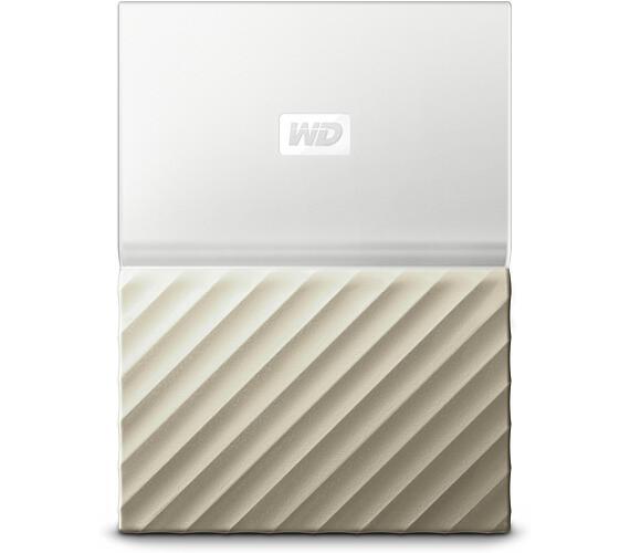 "Ext. HDD 2,5"" WD My Passport Ultra 4TB bílo-zlatá + DOPRAVA ZDARMA"