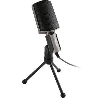 YMC 1020GY Stolní mikrofon k PC Yenkee