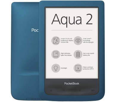 E-book POCKETBOOK 641 Aqua 2