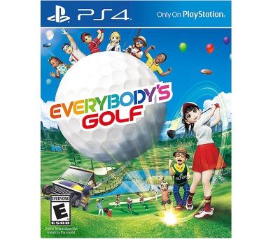 SONY PS4 hra Everybody's Golf 7