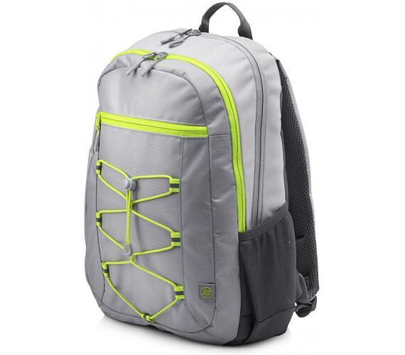 """HP 15,6"""" Batoh Active Backpack šedá (1LU23AA#ABB)"""