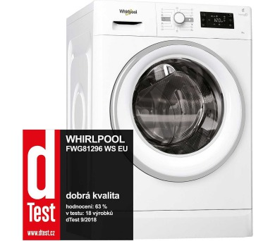 Whirlpool FWG 81296WS EU