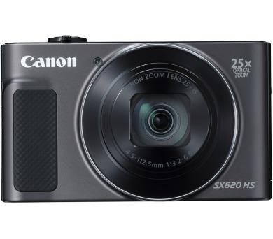 Canon PowerShot SX620HS BLACK Essential Kit (8GB SD