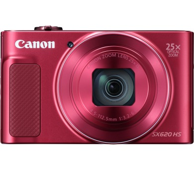 Canon PowerShot SX620HS RED Essential Kit (8GB SD