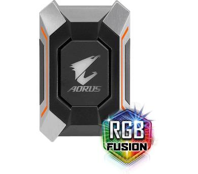 GIGABYTE HB Sli můstek (6cm/1 sloty) RGB (GC-A2WAYSLI RGB)