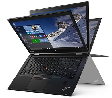 "Lenovo ThinkPad X1 YOGA 2nd Gen. i5-7200U/8GB/256GB SSD/HD Graphics 620/14""WQHD IPS multitouch/Win10PRO černý"