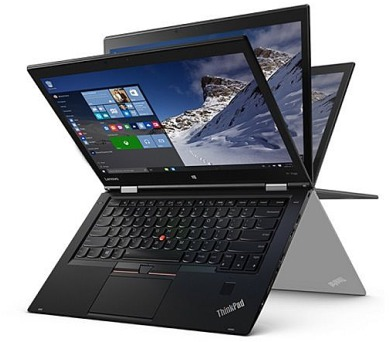 "Lenovo ThinkPad X1 YOGA 2nd Gen. i7-7500U/8GB/512GB SSD/HD Graphics 620/14""WQHD IPS multitouch/4G/Win10PRO/Black"