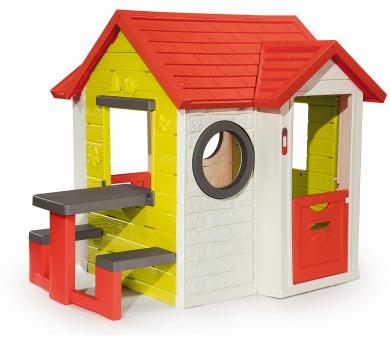 Domeček My House s piknikovým stolem + DOPRAVA ZDARMA
