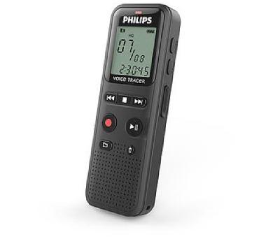 Philips digitální záznamník DVT1150 - 4GB