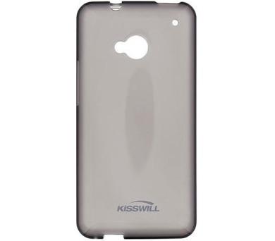 Kisswill TPU Pouzdro Black pro Xiaomi Redmi 4X