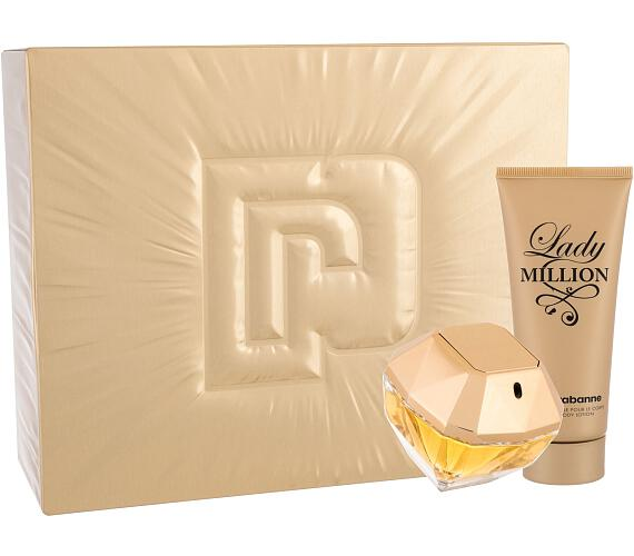 Parfémovaná voda Paco Rabanne Lady Million