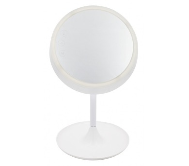 NILSEN LED stolní lampa se zrcadlem DREAM dotyková