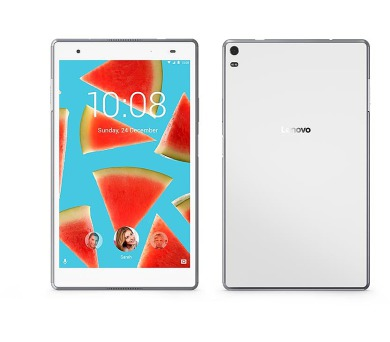 "Lenovo TAB4 8"" PLUS LTE OC MSM8953 2,0GHz/4GB/64GB/8,0"" FHD/IPS/multitouch/Dolby Atmos/Android 7 bílá ZA2F0078CZ + DOPRAVA ZDARMA"