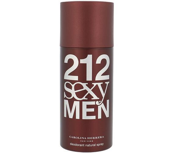 Deodorant Carolina Herrera 212 Sexy Men