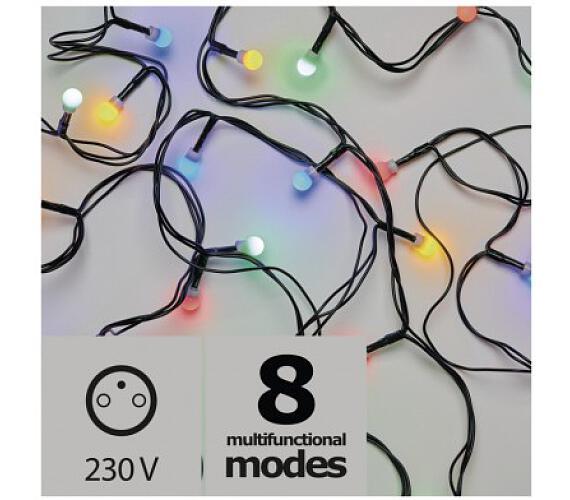 200 LED řetěz – kuličky + DOPRAVA ZDARMA