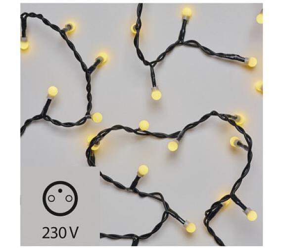 100 LED řetěz - kuličky