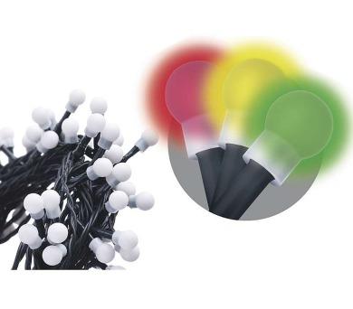 80 LED řetěz – kuličky