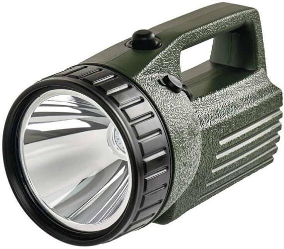 Nabíjecí svítilna LED 3810 10W + DOPRAVA ZDARMA