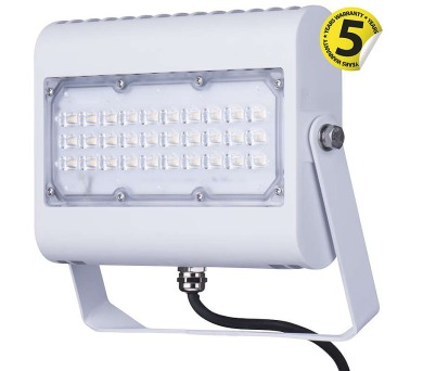 LED reflektor PROFI PLUS 50W neutrální bílá + DOPRAVA ZDARMA