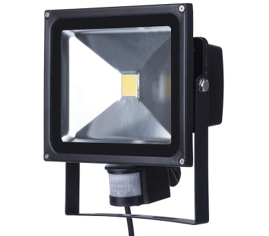 LED reflektor HOBBY s PIR + DOPRAVA ZDARMA