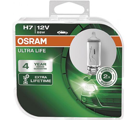 OSRAM H7 55W 12V 64210 ULT
