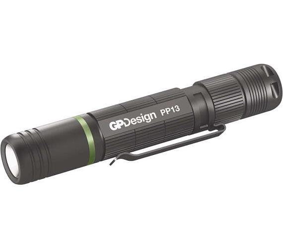 GP PP13 + 1x AAA baterie GP Ultra