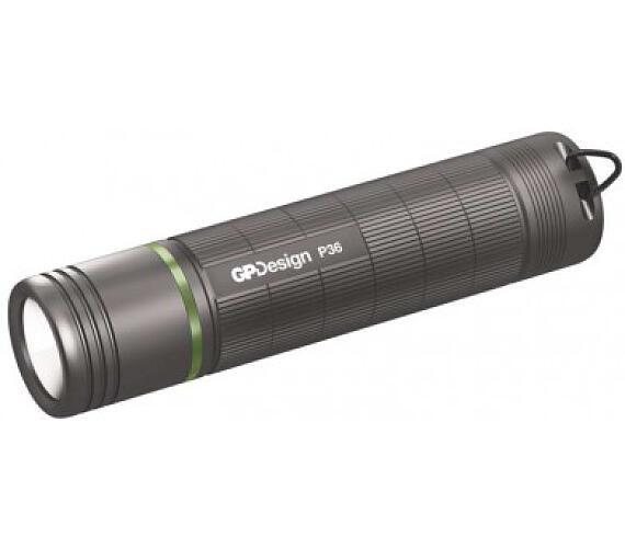 GP P36 + 3x AAA baterie GP Ultra