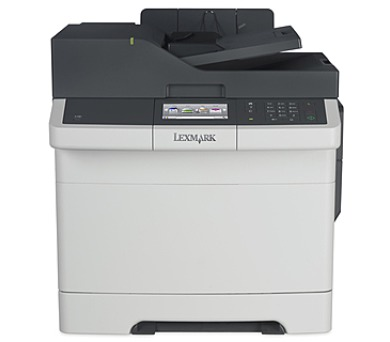 Lexmark CX417De color laser MFP