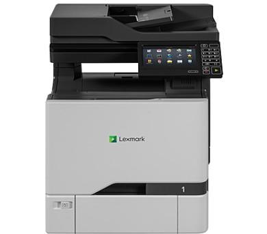 Lexmark CX727de color laser MFP + DOPRAVA ZDARMA
