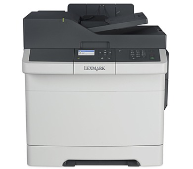 Lexmark CX317DN color laser MFP