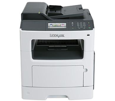 Lexmark MX417De mono laser MFP + DOPRAVA ZDARMA