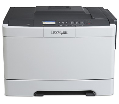 Lexmark CS417DN color laser 30/30ppm