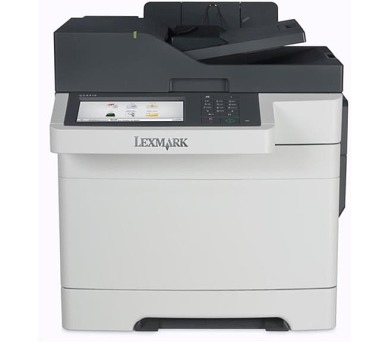 Lexmark CX517De color laser MFP