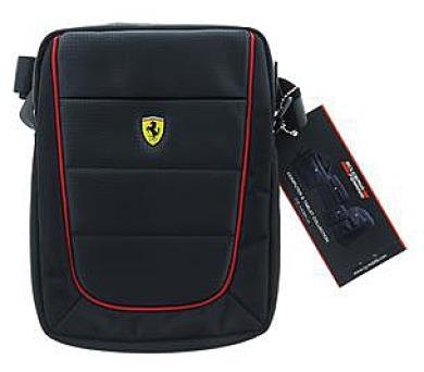 """Ferrari Scuderia Universalní Pouzdro pro Tablet 10"""" Black/Red (3700740381298)"""