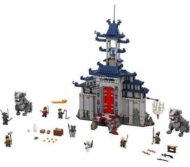 LEGO Ninjago 70617 Chrám nejmocnější zbraně + DOPRAVA ZDARMA