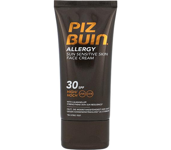 Kosmetika na opalování Piz Buin Allergy Sun Sensitive Skin Face Cream SPF30